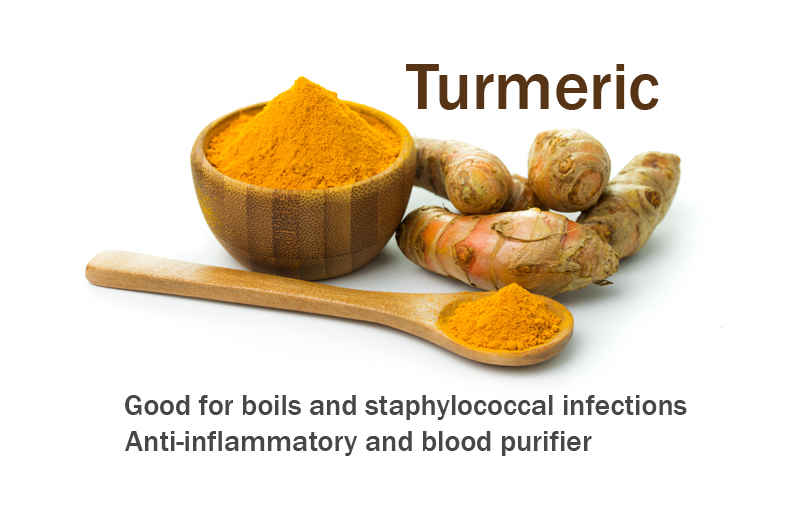 turmeric-for-infected-hair-follicle-treatment